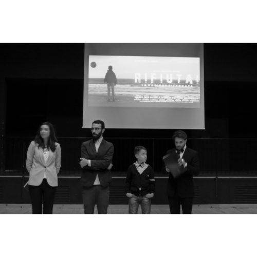 """Presentazione Cortometraggio """"Rifiutai"""" Auditorium Scampia II"""