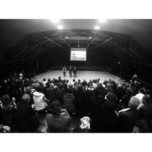 """Presentazione Cortometraggio """"Rifiutai"""" Auditorium Scampia"""