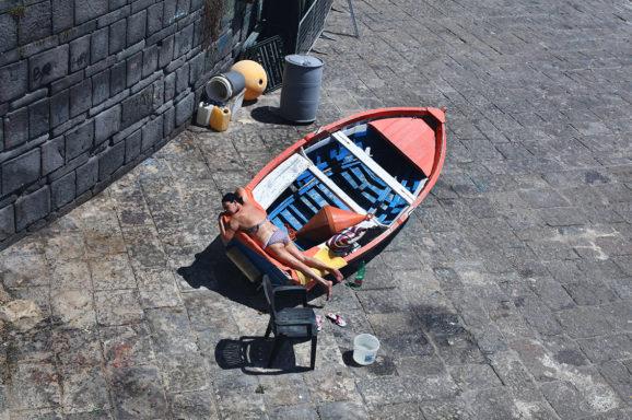 napoli barca santa lucia