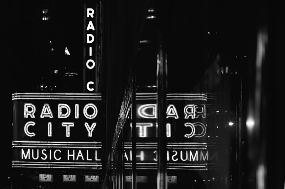 nyew york radio city